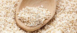 Amaranto: mejor alimento de origen vegetal para consumo humano