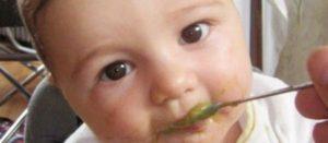 La alimentación complementaria del bebé y la formación de hábitos alimentarios
