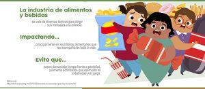 ¡Protege a niñas y niños de la publicidad de alimentos y bebidas no saludables!
