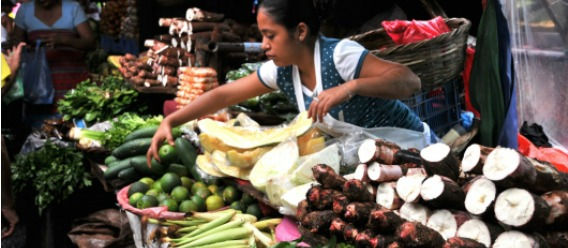 """México y la FAO firman acuerdo por un """"Mesoamérica sin Hambre"""""""