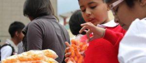Persiste en escuelas publicidad de alimentos no saludables
