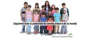 """Presentamos el documento """"Publicidad de alimentos y bebidas dirigida a la infancia: estrategias de la industria"""""""
