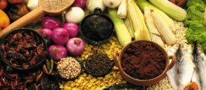La dieta tradicional, rica en antioxidantes
