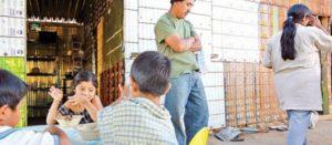 México social: inseguridad alimentaria