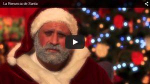 La renuncia de Santa