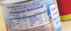 EPC exige etiquetado de alimentos comprensible y útil para la población