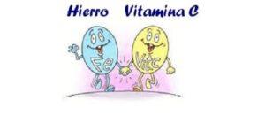 Combinaciones saludables: el caso de la Vitamina C + Hierro