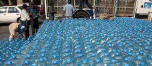 Adquieren agua embotellada 81% de mexicanos: UNAM