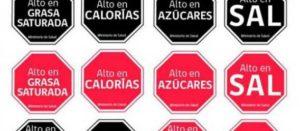 Chile aprueba etiquetado frontal de advertencia contra alimentos no saludables mientras México establece etiquetado que representa un riesgo a la salud