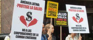 Denunciamos ataque de las corporaciones de comida chatarra contra políticas públicas antiobesidad en América Latina
