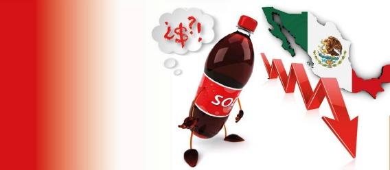 El impuesto a las bebidas azucaradas seguirá disminuyendo gradualmente la obesidad y la diabetes en México