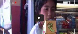 A un año de la regulación de la publicidad de comida chatarra niñas y niños siguen bombardeados, manipulados y engañados por esta publicidad