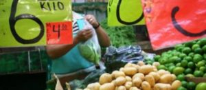 Consumen mexicanos verduras solamente 3.6 días a la semana