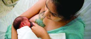 Además de beneficios a la salud, lactar ahorra dinero a madres y al país