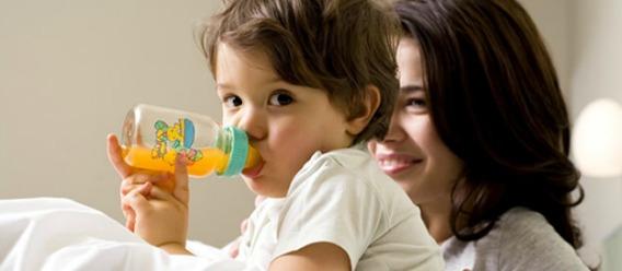 Cuidado con las bebidas dirigidas a niños y niñas