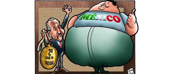 Gordo-MX-caricatura