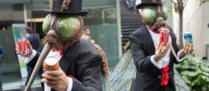 Mosquitos cabilderos de la gran industria de alimentos y bebidas en el Congreso Legislativo de México
