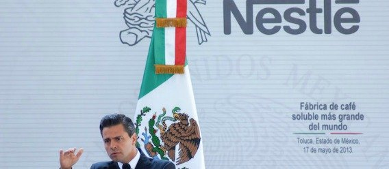 Informe presentado en Roma apunta que Cruzada Contra el Hambre es un negocio más de Nestlé
