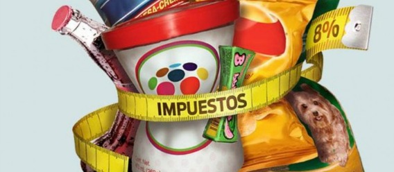 Impuesto mexicano a comida chatarra podría ser referente internacional