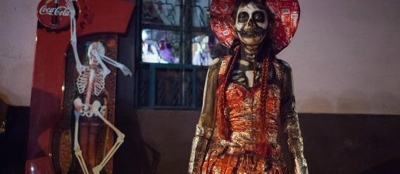 """México conmemora el """"Día de Muertos"""" convertido en el país con el mayor índice de decesos por diabetes, más de 96,000 al año"""