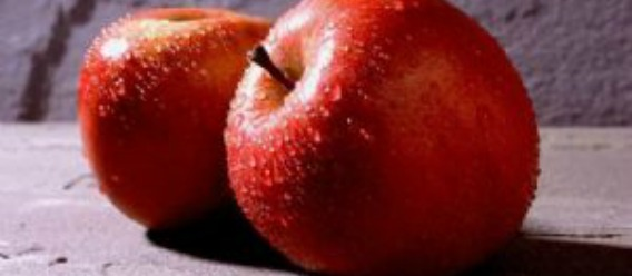 Una manzana diaria previene la obesidad