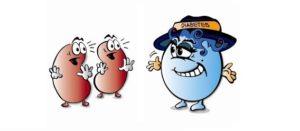 Diabetes, entre las principales causas de insuficiencia renal