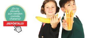 Preocupan los más de 690 reportes de comida chatarra en escuelas y la ausencia de alimentos saludables