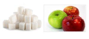 Conoce la diferencia entre azúcares naturales y azúcares añadidos