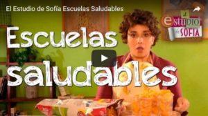 El Estudio de Sofía: Escuelas saludables