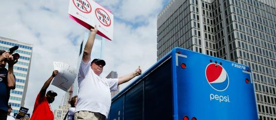 Filadelfia es la primera gran ciudad de EEUU que aprueba un impuesto a los refrescos