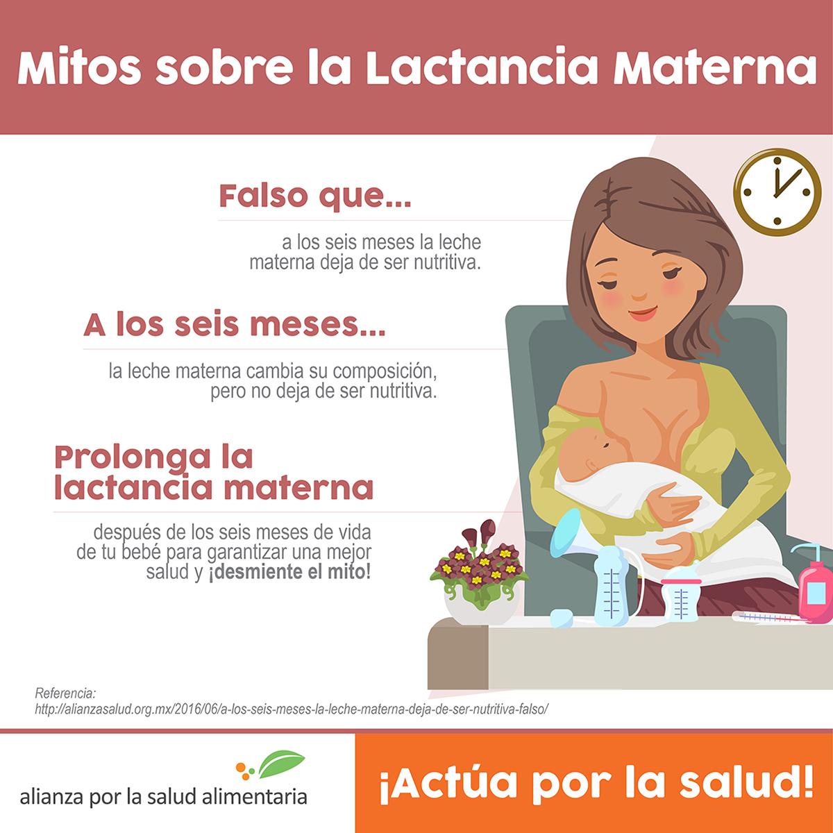 official site shop various styles Mitos sobre la lactancia materna - Alianza por la Salud ...