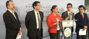 Senadores y organizaciones civiles proponen impuesto a bebidas azucaradas de $2 pesos por litro