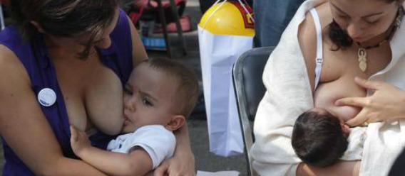 La promoción de la lactancia materna ahorraría 2,400 millones de dólares