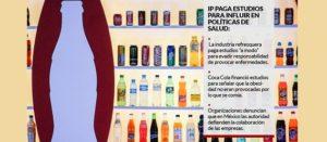 Refresqueras y azucareras pagan estudios para vender más a mexicanos, de por sí gordos: ONGs