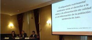 El etiquetado nutrimental mexicano viola el derecho a la salud, a la alimentación de calidad y a la información de la población: sentencia de juez
