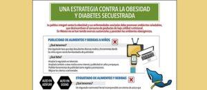 Organizaciones civiles interponen queja ante la CNDH por omisión del Estado frente a emergencia epidemiológica por obesidad y diabetes