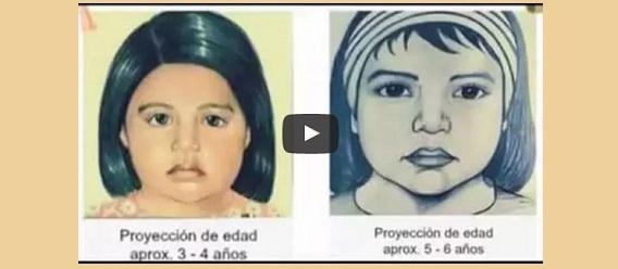 ¡NO MÁS! #NiñezDesaparecida