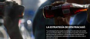 "Diputados ""acuerdan"" con Coca, Pepsi y McDonald's las políticas públicas de México, revelan ONGs"