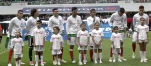 Demandamos a FMF y FIFA no utilizar a niñas y niños como objetos publicitarios y menos de productos que dañan su salud
