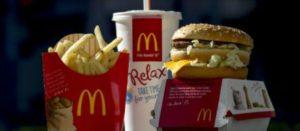 McDonald's se 'divorcia' de los Juegos Olímpicos
