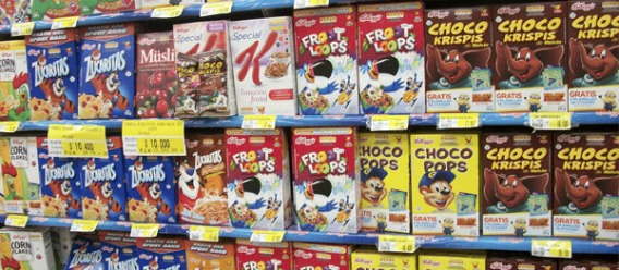 Los cereales de caja para el desayuno en México no son saludables en su mayoría por alto contenido de azúcar y sodio, indica estudio