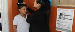 Con obesidad o desnutrición, 10.5 millones de menores en el país: DIF