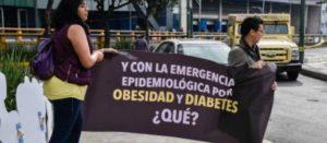 México, primer lugar en diabetes en países de la OCDE