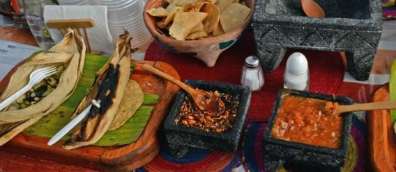 La cocina tradicional de las posadas en estrecho vínculo con el sistema cultural de la milpa