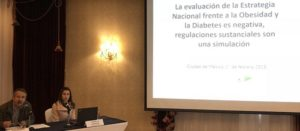 La evaluación de la Estrategia Nacional frente a la Obesidad y la Diabetes es negativa, regulaciones sustanciales son una simulación
