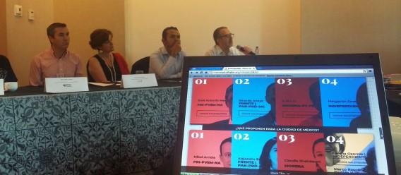 Organizaciones de la sociedad civil presentan la plataforma #VotoSaludable para vigilar e incidir en la agenda de candidatos