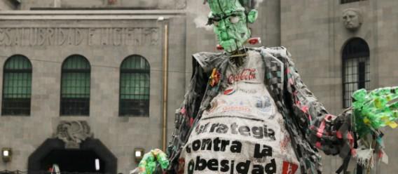La política contra la obesidad en México convertida en un Frankenstein