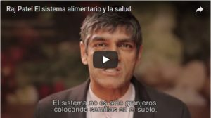 Video Raj Patel: sistemas alimentarios y salud