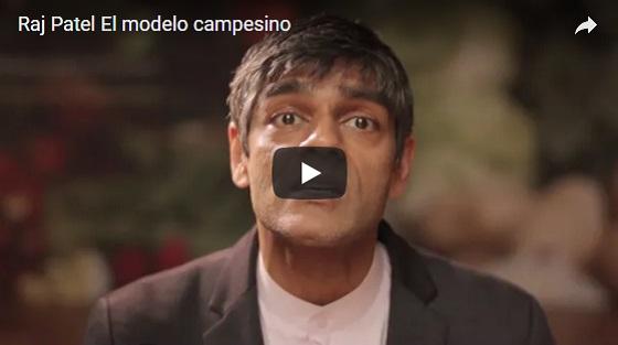 Raj Patel: El modelo campesino, clave para un sistema alimentario nutricional, justo y sustentable