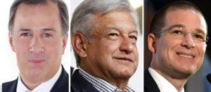 Candidatos a la Presidencia de México 2018-24